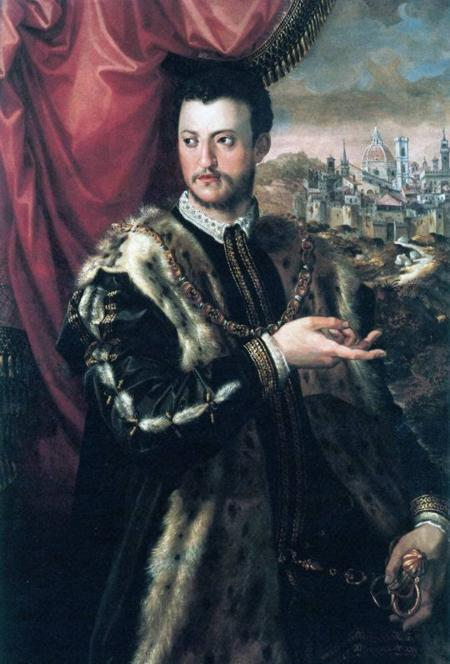 an introduction to the life of cosimo de medici The special case of the medici: experts in self-promotion that would affect the welfare of the city was pioneered by cosimo de' medici end of his life.