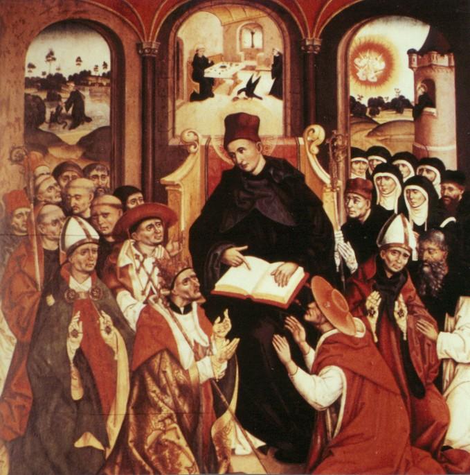 kleidung kloster mittelalter