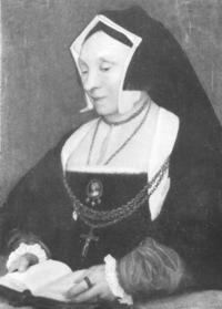 Alice Middleton, 1527