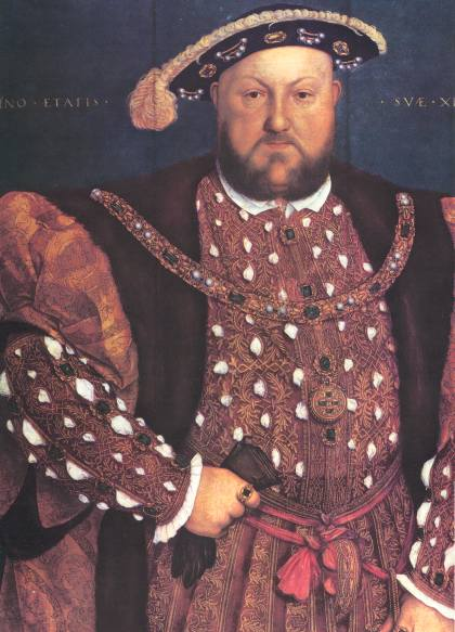 Henry fitzroy son of henry viii