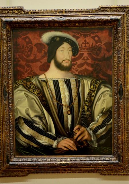 Franz I Frankreich