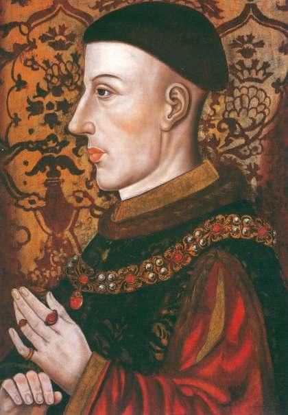 König Heinrich England