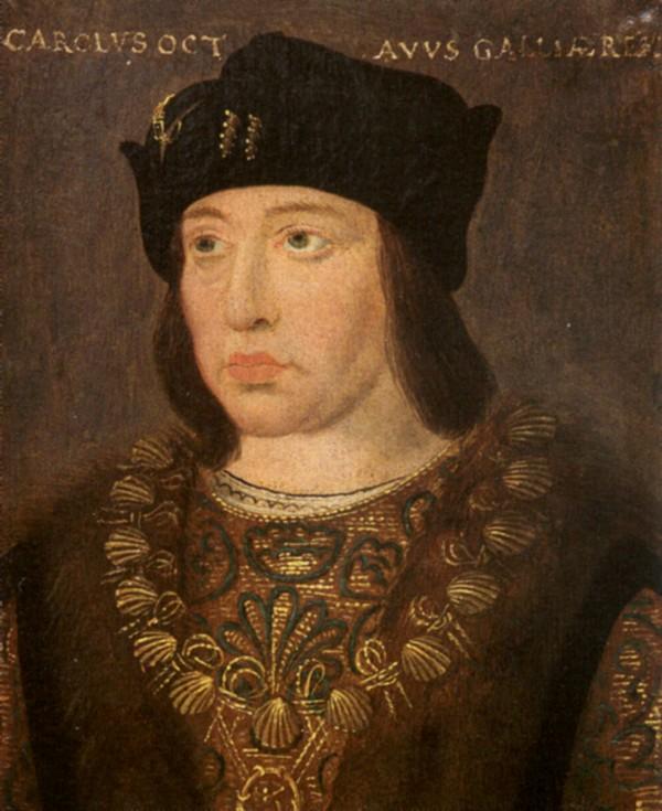 Karl Von Frankreich