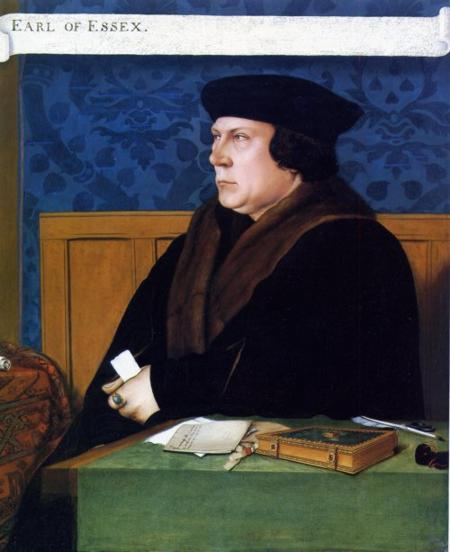 Sir Thomas Cromwell, Graf von Essex