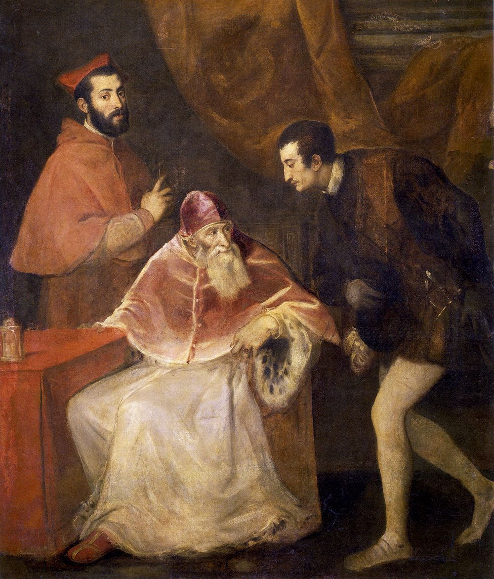 """a look into the life of alessandro farnese pope paul iii Nonetheless, when it came to matters of the church, the spiritual life of the church and the revival secular historians have dubbed (erroneously) the, """"counter-reformation"""", pope paul iii provided invaluable leadership to catholic christendom."""