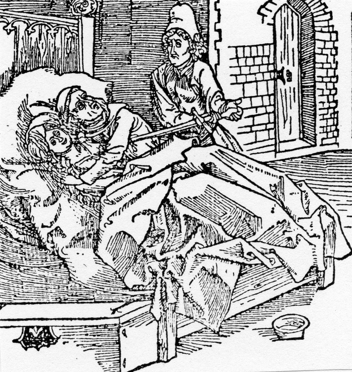 Beischlaf Mittelalter